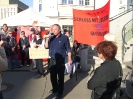 26.03.2012 - 400. Montagsdemo in Gera